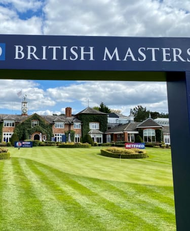 Betfred British Masters hosted by Danny Willett 2021