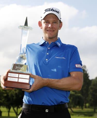 Hansen enters winner's circle in Johannesburg