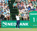 Els rolls back the years in Sun City