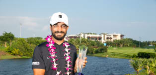 Fantastic Francesco claims victory in Hainan