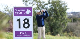 Find out how to enter the 2020 Staysure Tour Qualifying School