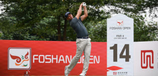 All to play for as duo share lead in Foshan