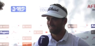 Rozner - I played really solid, amazing start