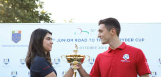 Young stars shine on the 2022 Junior Road to Rome
