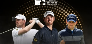 Wiesberger voted Hilton Golfer of the Month for May