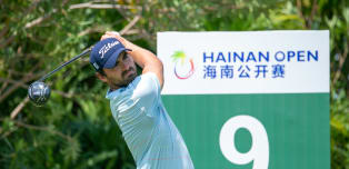 Rozner races into Hainan lead