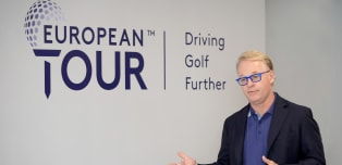 European Tour reveals brand refresh 