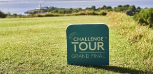 On the tee: Challenge Tour Grand Final