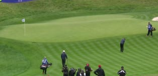 Shot of the day - Colsaerts chip-in eagle