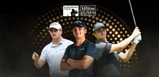 Bezuidenhout voted Hilton Golfer of the Month for June