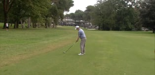 Shot of the day - MacIntyre's driver-off-the-deck
