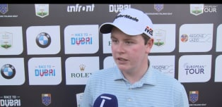 MacIntyre - I'm focused on moving up the world rankings