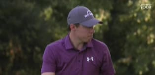 Matthew Fitzpatrick cards third round 68 in Rome