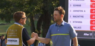Bernd Wiesberger shoots 65 for Rome victory