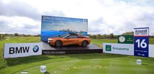 BMW Hole-In-One: Amundi Open de France