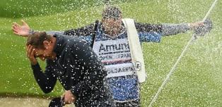 Race to Dubai Show – Colsaerts ends seven year wait