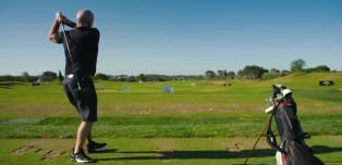 Mike's story: I'm a golfer who happens to be disabled