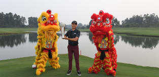 Bai enters record books as Foshan Open Champion