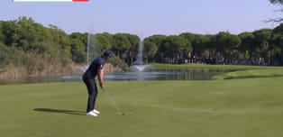 Willett fires 66 on day 2 in Turkey
