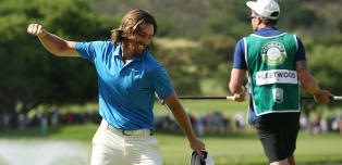 Fleetwood relaxed ahead of Race to Dubai showdown