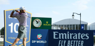 Rahm recharged ahead of Race to Dubai finale