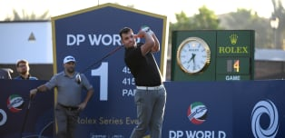 Groves leads the way at EDGA Dubai Finale