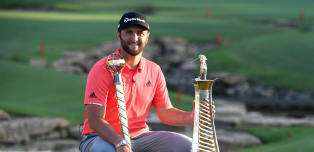 Rahm wins it all in Dubai