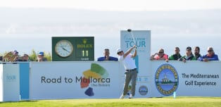Van Driel excited for European Tour challenge