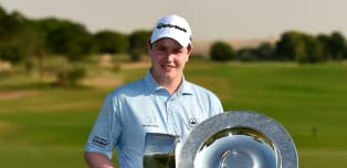 Rookie of the Year MacIntyre credits Challenge Tour influence