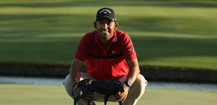 Larrazábal takes early Race to Dubai lead