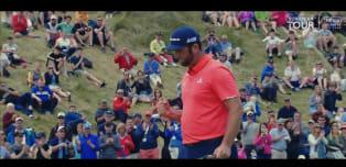 Jon Rahm - Hilton Golfer of the Year 2019