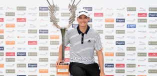 Teenager Højgaard claims historic win in Mauritius