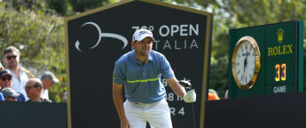 Wiesberger edges ahead in Rome