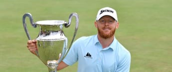 Race to Dubai Show – Soderberg scales new heights
