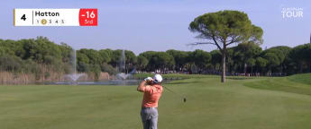 Five of the best - Turkish Airlines Open Day 4