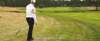 663 yards with just a 7 iron?