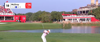 Five of the best - WGC-HSBC Champions Day 3