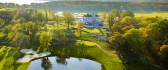 Stenson and Sörenstam to host Scandinavian Mixed tournament