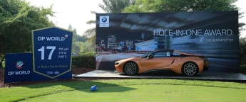 BMW hole-in-one prize: DP World Tour Championship