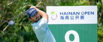Rozner races into Hainan lead