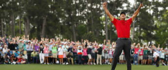 Tiger Woods: the greatest comeback?