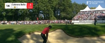Five of the best - BMW PGA Championship Day 1