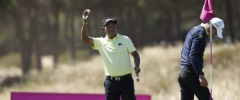 Jaidee makes history on dramatic day in Portugal