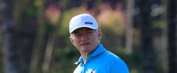 Williams takes charge at PGA Catalunya