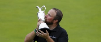 Lowry tops Race to Dubai with Open Championship triumph