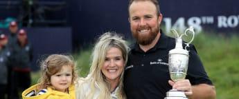 Race to Dubai Show – Lowry romps home