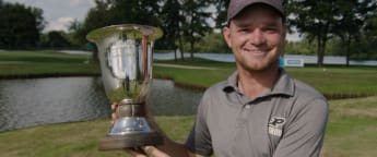 Life changing KPMG Trophy win for Whitnell