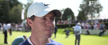 McIlroy - It should be a great week