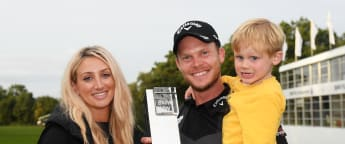 Everything on the up for comeback king Willett