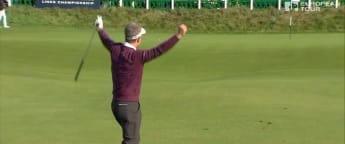 Five of the best - Alfred Dunhill Links Day 3